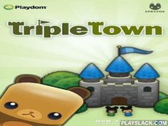 """Triple Town  Android Game - playslack.com , Triple town   a very intriguing problem game. The content of the game consists in activity of the municipality. Only it is not a strategy, it is a problem. You are given a tract and """"cages"""", in each of which there s a game object (a bush, a stone, or a physicist, for instance). The municipality is made  by connection of 3 components. So from existing objects it is essential to collect brand-new. But everything is not so easy, you will be constantly…"""