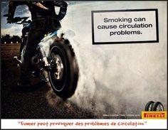 Publicité pneu Pirelli #pneus #pirelli #pub #equipement #voiture