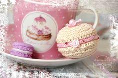♥♥ Les macarons ♥♥ FREE PATTERN