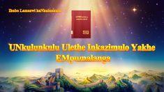 """Best South African Gospel Song """"UNkulunkulu Ulethe Inkazimulo Yakhe Empu..."""