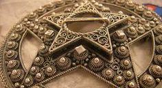 Slangesølje i stjerneform Filigree, Norway, Brooches, Art Nouveau, Scandinavian, Costumes, Stylish, Silver, Crafts