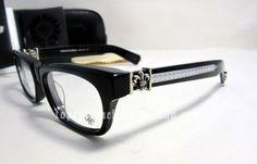 504b23914f54 Popular Splat BK Black Chrome Hearts Eyeglasses Cheap  Chrome Hearts  Eyeglasses  -  255.99