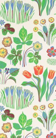 Wallpaper Vårklockor