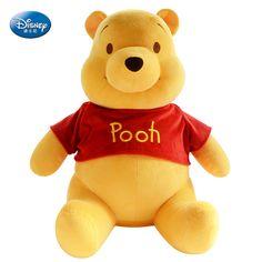 Winnie the Pooh bear plush pillow cushions doll creative girls children birthday gift