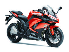 Nouveauté 2017 : Kawasaki Z 1000 SX