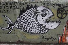 Peces Detalle 2 (Valparaíso)