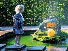 Froschkönig im Märchengarten im Blühenden Barock Ludwigsburg