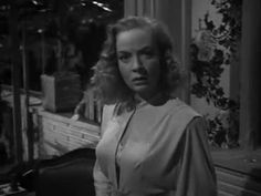 Optical Point Of View in Lady in the Lake (R. Montgomery 1947)