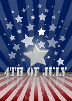 4th July is America's Independence Day