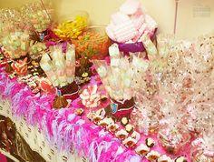 Decoração de festa infantil: uma mesinha de doces toda especial - Casinha…