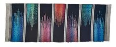 VERY LARGE Handwoven Wall Hanging, Saori Inspired, (REDUCED price!!!)