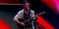 Il coraggio per aver affrontato il pericolo del viaggio e la passione di Samuel Storm porta il suo talento dai barconi al palco di X Factor