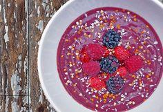 Berry, Baobab & Açai Bowl – Aduna