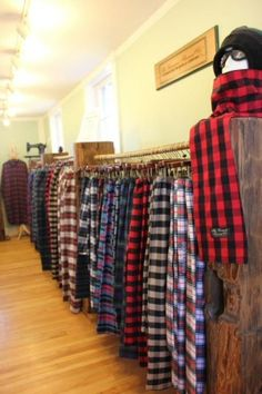 Vermont Flannel - quality flannel blankets, robes, pajamas, scarves, coats for your dog, etc.