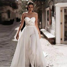 Two Piece Wedding Dress, White Wedding Dresses, Cheap Wedding Dress, Wedding Suits, Bridal Dresses, Bridesmaid Dresses, Wedding Dresses For Petite Women, Lace Wedding, Civil Wedding
