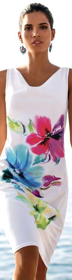 MADELEINE BEACH DRESS