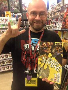 Chip's Pick of the Week is... Doctor Strange #1 from Marvel, by Jason Aaron and Chris Bachalo. Who do you call when things are coming out of your dreams and trying to kill you? Or when your daughter is cursing in Latin and walking like a spider? Or when your dog keeps screaming at you to strangle your neighbors? Doctor Strange, of course. #ndcomics #ndcciii #pittsburgh