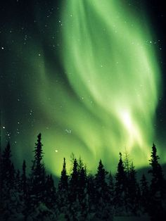National Geographic aurora.