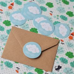 lot de 10 stickers baby boy Zü - deco-graphic.com