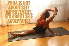#Yoga for fitness and its an ultimate method of self improvement. <3 (y)  #YogaforHealth #YogaEveryday