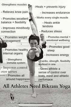Bikram Hot Yoga for Athletes. http://www.aurawellnesscenter.com/tag/bikram-hot-yoga/ #yoga #yogapractice #aurawellness