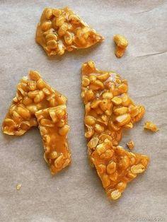 1000+ images about Brittle on Pinterest | Peanut brittle, Brittle ...