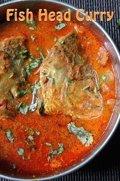 Fish Head Curry Recipe - Yummy Tummy