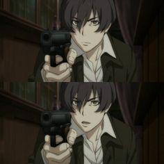 91 Days  anime Angelo