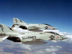 F-4 Phantom II's