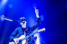"[Alexandros]2016/3/10 4/29(金)23:00~24:00 Welcome! [Alexandros] LIVE 2016 SPECIAL  Photo by KAZUKI WATANABE / Yukihide ""JON..."" Takimoto Welcome, Concert, Live, Concerts"