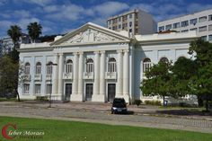 Biblioteca Pública - Niterói - RJ - Brasil