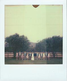 Megan + Nolan {Polaroid Wedding Photographer} » Caleb John Hill Photography // Corona Wedding Photographer, California, United States, Worldwide