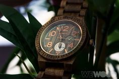 Watches don't grow on trees...well, ours grow from tress! Head over to www.we-wood.com.au and help out the planet and your wrist!  PC:simpledesigns4u  #wood #watch #wewoodau