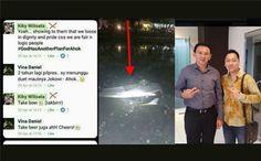 """Berita Islam ! Inilah Video Detik-Detik Evakuasi Mayat Penista Kata """"Takbir"""" dari Kali Share ! http://ift.tt/2sJ9eHw Inilah Video Detik-Detik Evakuasi Mayat Penista Kata """"Takbir"""" dari Kali  Netizen bernama Abdhe Rachman mengunggah sebuah video detik-detik saat jasad Kiky Wilisata dari Kal Sekretaris yang berada di belakang kantor Stasiun Televisi Indosiar Jakarta Barat. Dalam video berdurasi 6:02 menit tersebut nampak warga sekitar lokasi kejadian membantu mengeluarkan jasad Kiky dari mobil…"""