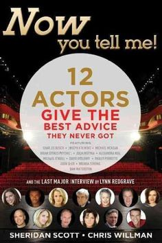 Now You Tell Me! 12 Actors Give the Best Advice They Never Got