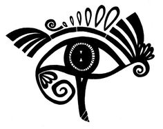 Horus-Tattoo Egyptian tattoos are an amazing body art and if this is what you are looking for it is a great way to go. Egyptian Eye, Ancient Egyptian Art, Egyptian Mythology, Egyptian Goddess, Ancient History, Eye Of Ra Tattoo, Horus Tattoo, Eye Of Horus, Eye Photography