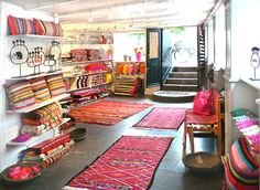 Copenhagen shop.  Makes me want to buy a ticket and go!