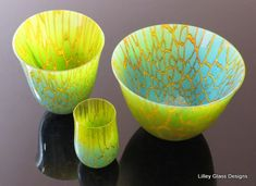 FUSED GLASS - LILLEY GLASS DESIGNS