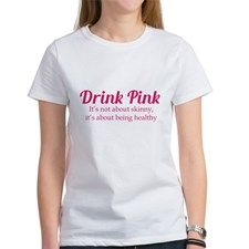 Drink Pink - it is not about being skinny, it is about being healthy. Plexus Slim