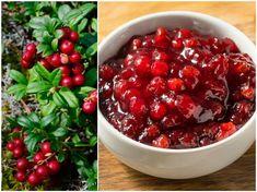 Lingonsylt – recept och tips för sylt av lingon | Aftonbladet Ginger Ale, Cherry, Gluten, Fruit, Ethnic Recipes, Tips, Food, Pineapple, Marmalade
