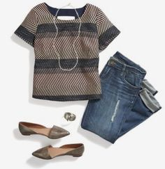 Summer Outfits and Trends for July 2017 from Stitch Fix. My favorite clothing subscription service. Just $20 a fix! Click pin to sign up now! #Sponsored #MissPicasso