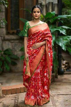 Banaras Sarees, Kanchipuram Saree, Pochampally Sarees, Ikkat Silk Sarees, Kota Silk Saree, Chiffon Saree, Cotton Saree, Jute Sarees, Simple Sarees