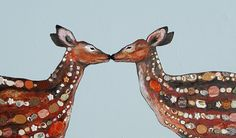 Kissing Fawns, eli halpin