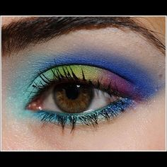 We love Temptalia's luscious eye using all colors from her Sugarpill Heart Breaker palette!