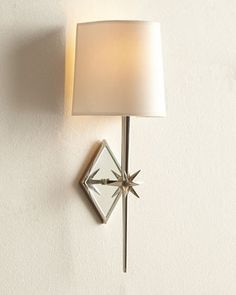 Etoile Sconce by VISUAL COMFORT at Horchow.