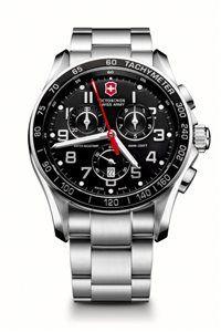 Pánske Hodinky Chrono Classic XLS 241443 Swiss-made quartzový strojček ETA 251.272, tachymeter, presnosť merania chronografu až 1/10 sekundy, priemer: ø 45 mm