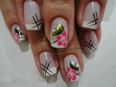 Uñas decoradas, nails decor