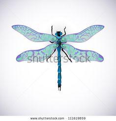 dragonflies art - Google Search