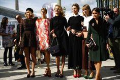Paris Fashion Week - Spring 2013