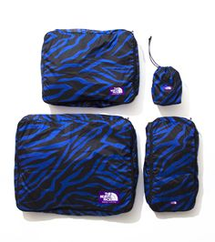 THE NORTH FACE PURPLE LABEL / ZEBRA Print Packing Case